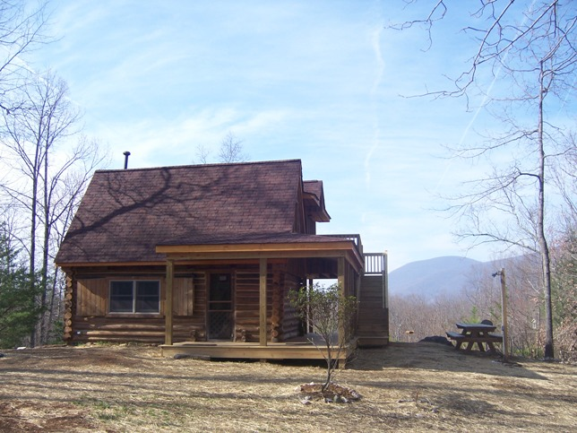 Afton Log Cabin Get-Away