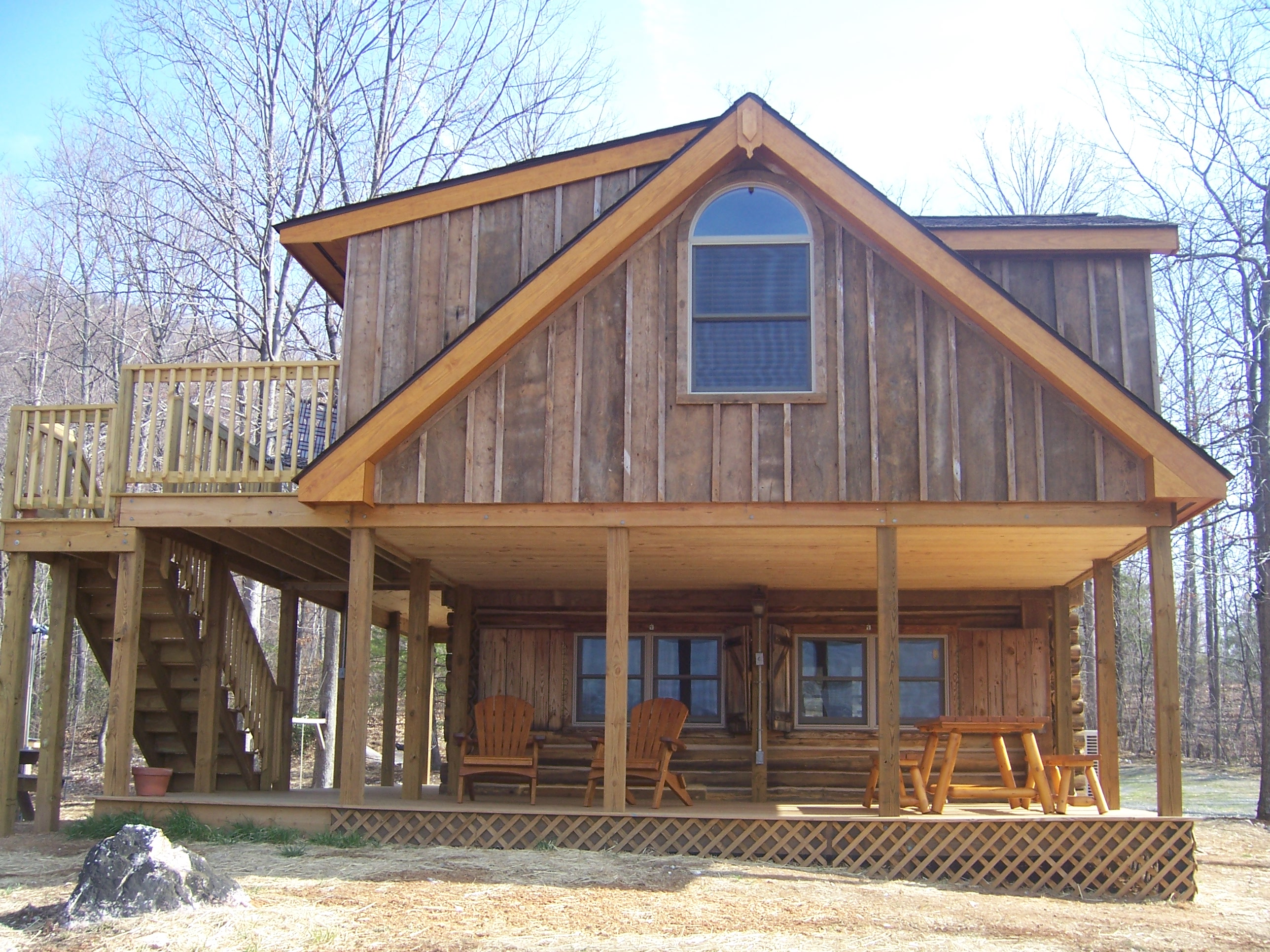 cabin blue rental cabins pro at cabinrentals sunrise rentals ridge mountains ga